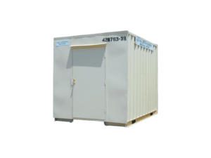 10 foot container with walk in door