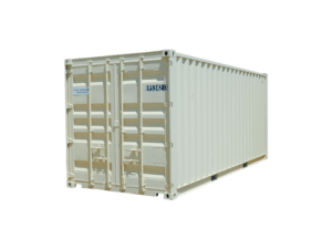 20 foot cargo container