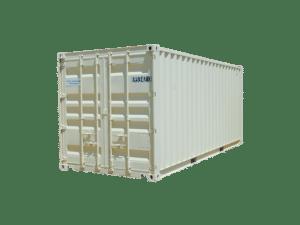 20 foot cargo container