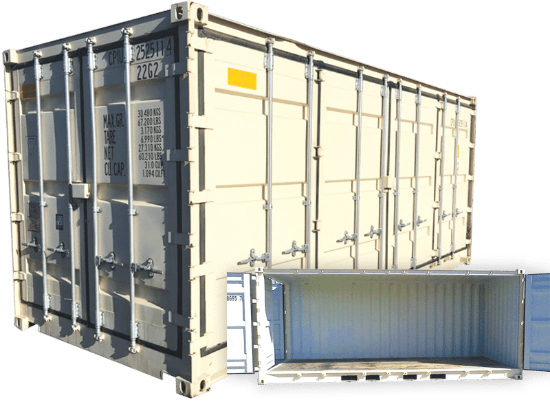 Buy Shipping Containers In Fresno Sales Rental Aztec Container