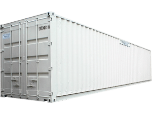 40 foot container cargo doors