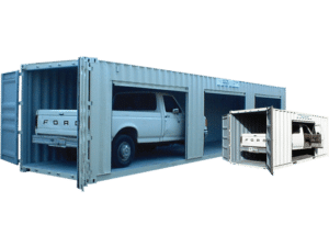 car storage container
