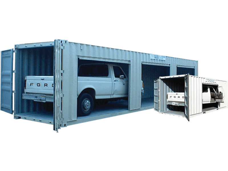 car_storage_container. Refrigerated_Steel_Container  sc 1 st  Aztec Container & Riverside shipping u0026 storage containers - cargo CONNEX containers