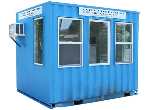 10 Foot Ticket Booth