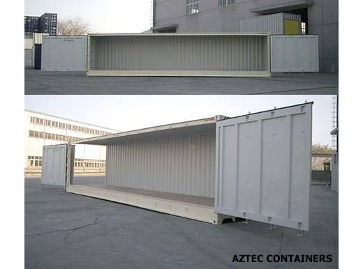 40 ft shipping containers cargo storage office containers. Black Bedroom Furniture Sets. Home Design Ideas