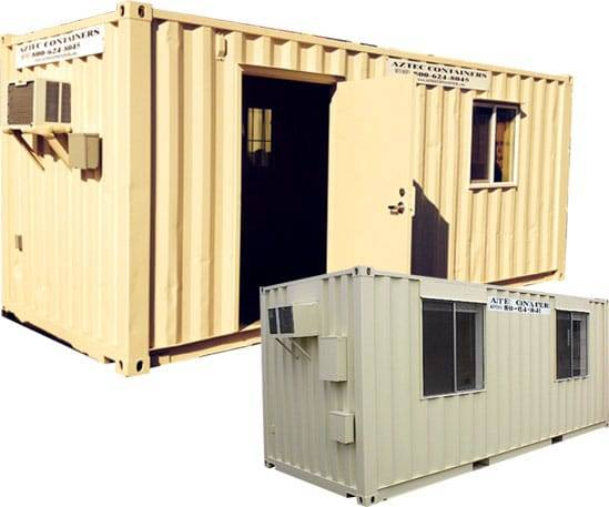 20 Shipping Storage Containers Offices for sale and rent